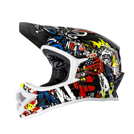 BACKFLIP RL II full visor helmet