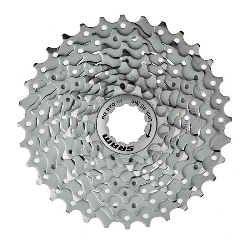 Sram PG-970 9-speed cassette