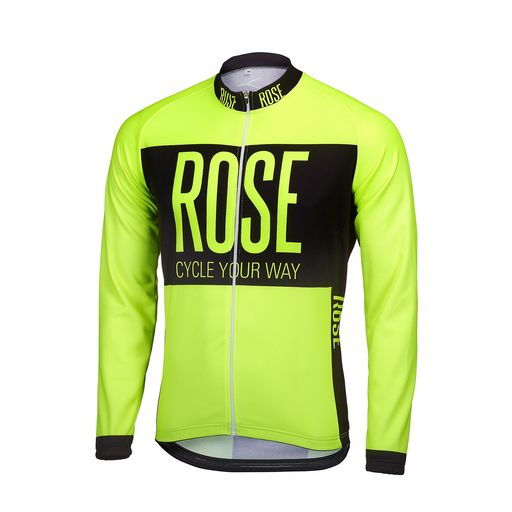 LINE THERMO long-sleeved jersey