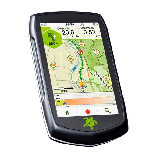 One 4 GPS device