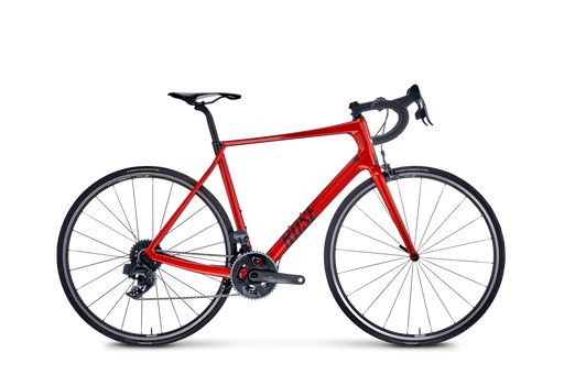 TEAM GF FOUR Red eTap AXS showroom bike 59cm