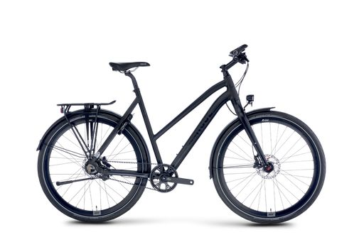 BLACK LAVA ALFINE LADIES Ex Demo Bike Size: 23""