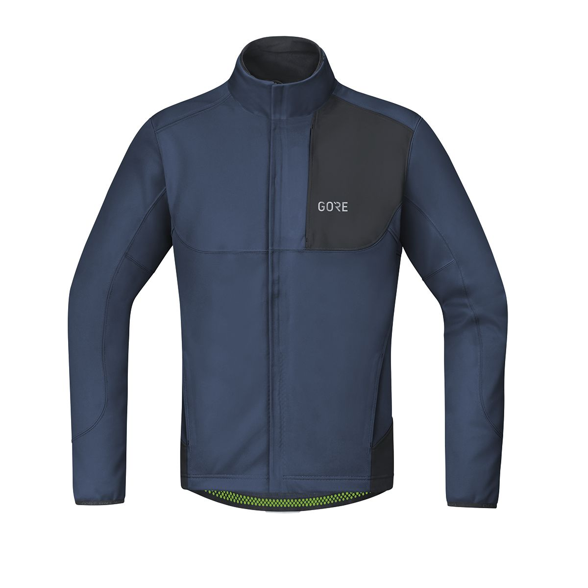 C5 GORE WINDSTOPPER THERMO TRAIL JACKET men's winter jacket