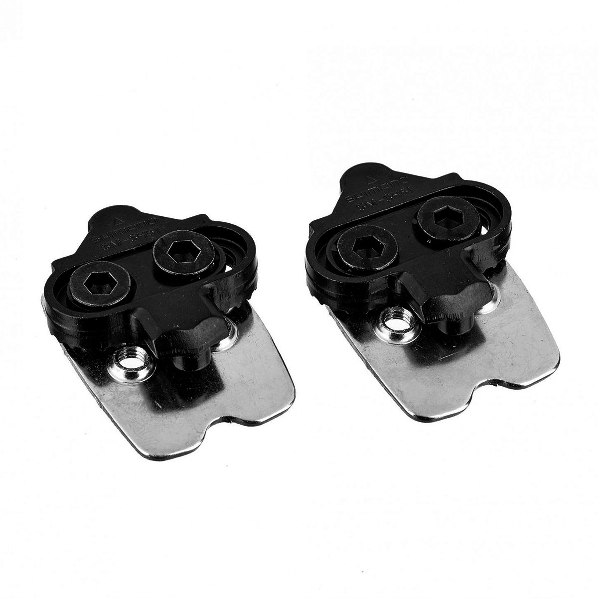 SM-SH 51 SPD cleats incl. threaded backing plate