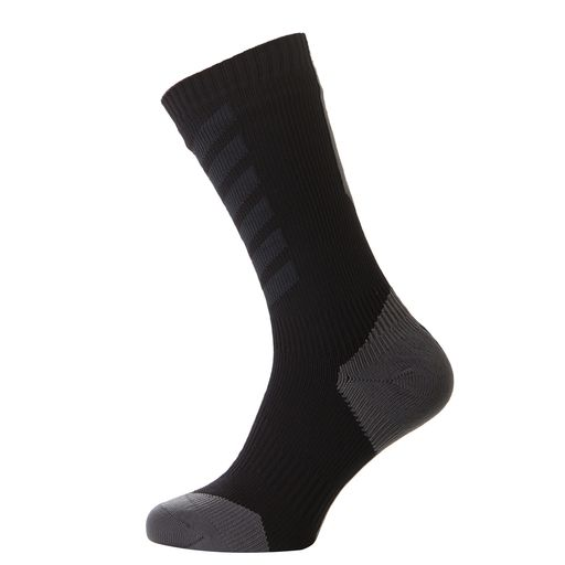 MTB THIN MID socks with HYDROSTOP